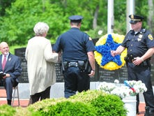 Peace Officers Memorial Service set for noon Friday