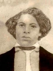 In the late 1850s, freed slaves Joshua and Sanford Lyles from Tennessee migrated north and purchased land near Princeton, Ind. In 1870, Joshua Lyles, shown here, donated 60 acres of that land, which became the community of Lyles Station.