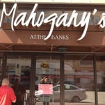 The state closed Mahogany's last week due to unpaid sales tax.