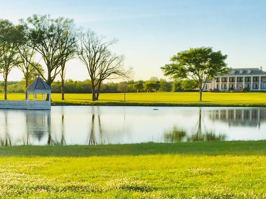 Mansion at Red Hill offers an incredible escape on red brick southern plantation homes, colonial southern plantation homes, creepy southern plantation homes, small southern plantation homes,