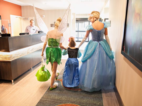 Treat your young Disney fan with a Princess Party.