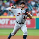 Verlander's road woes continue as Tigers fall at Astros, 7-6, before jetting to Chicago
