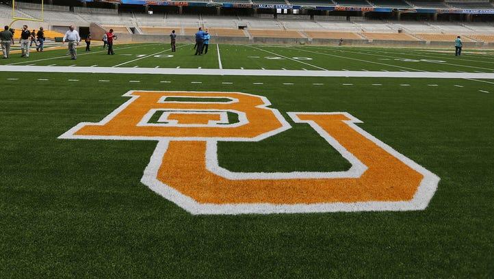 Baylor's McLane Stadium in Waco, Texas