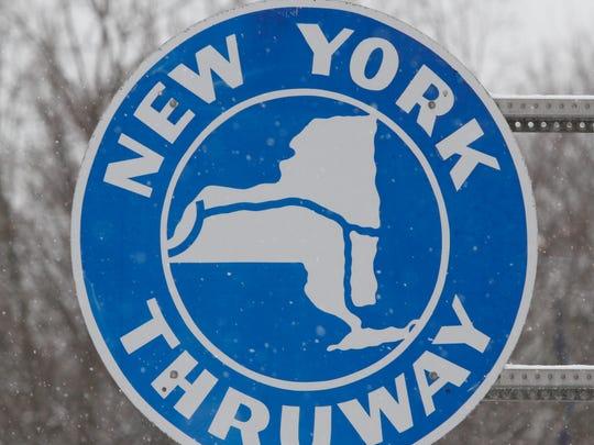 LH Roads: Thruway logo 2