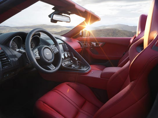 Auto review: 2016 Jag F-Type gets even more sure-footed