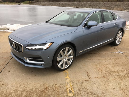 2017 Volvo S90 T6 Inscription is the Swedish automaker's