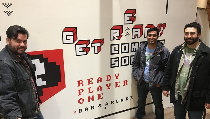 Hey gamers: Greektown arcade bar Ready Player One opens Friday in downtown Detroit