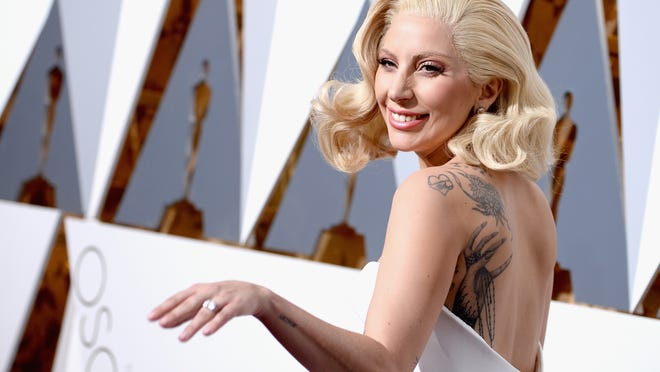 HOLLYWOOD, CA - FEBRUARY 28:  Singer Lady Gaga attends the 88th Annual Academy Awards at Hollywood & Highland Center on February 28, 2016 in Hollywood, California.  (Photo by Frazer Harrison/Getty Images) ORG XMIT: 601477111 ORIG FILE ID: 513145580