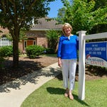 """The Real Estate Center's Cheryl Cranford says the housing market is """"steady and improving."""""""