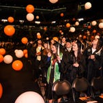 UT Knoxville Commencement Ceremony Friday
