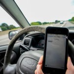 New York has some of the nation's toughest penalties for driving while using a hand-held mobile telephone or sending a text or an email.