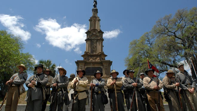 One reader hopes Savannah resolves to remove Confederate memorials from public spaces.
