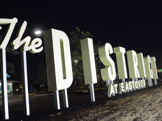 The District at Eastover in northeast Jackson is one