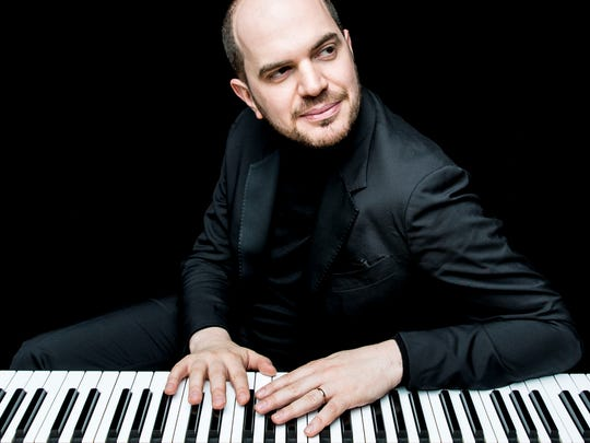 Kirill Gerstein, who helped spec the Steinway piano Artis—Naples owns, played it in concert Saturday.