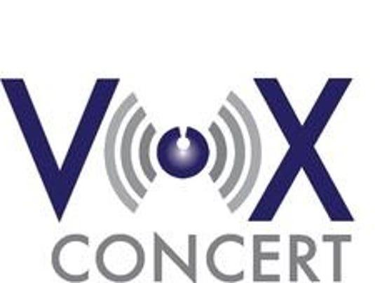 VOX concert logo