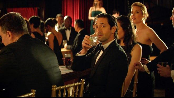 """Adrien Brody stars as Porter Wren in """"Manhattan Night."""""""