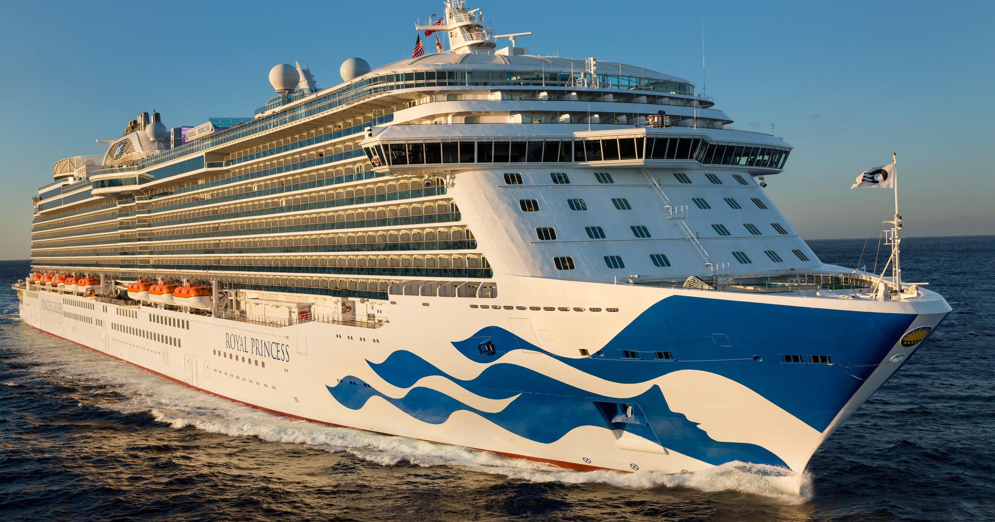 Princess Cruises Ship Royal Princess To Sail To Mexican