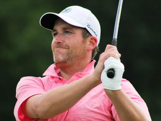 Bloomfield Hills' Brett Hudson reached his first-ever Michigan Amateur semifinal.