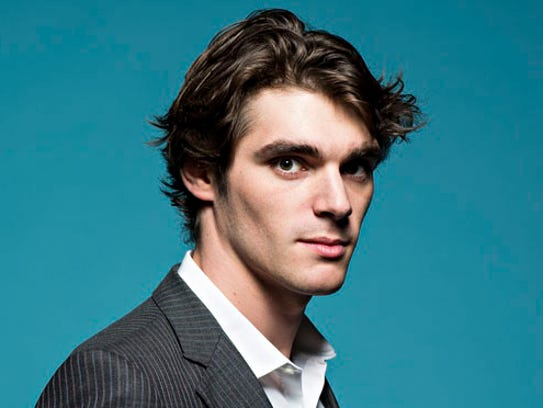 Actor and equality and diversity activist RJ Mitte