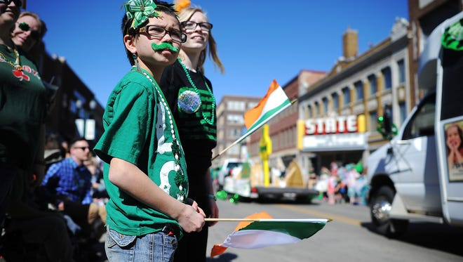 New rules for downtown parades will re-route this year's St. Patrick's Day parade.