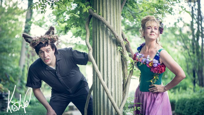 "Muncie Civic Theatre and Minnetrista presented a musical twist on Shakespeare's comedy ""A Midsummer Night's Dream"" last year in Oakhurst Gardens. The theater has received a $75,000 grant from the Community Foundation."