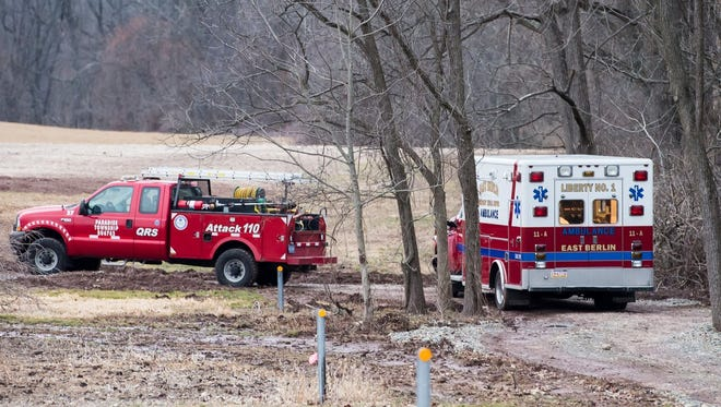 The York County coroner was called to the scene of a special rescue on Beaver Creek Road.