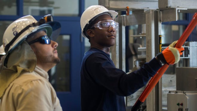 Florida Power & Light collaborates with IRSC through the Electrical Power Technology Program, which results in a 90% job placement rate.