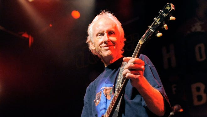 Robbie Krieger, known for his work as guitarist in the Doors, will perform Aug. 18 at the Indiana State Fair.
