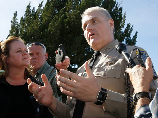 Butte County Sheriff Kory Honea discusses his decision