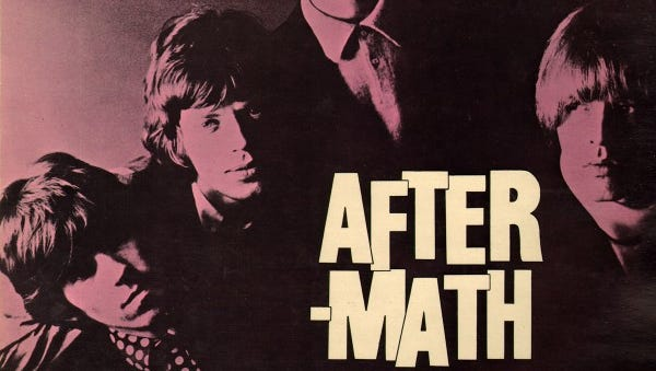 "Rolling Stones, ""Aftermath"""