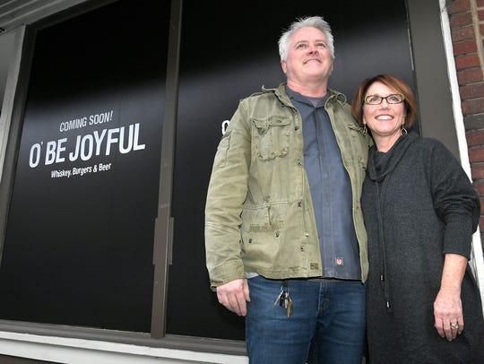 O Be Joyful will be the second Main Street restaurant