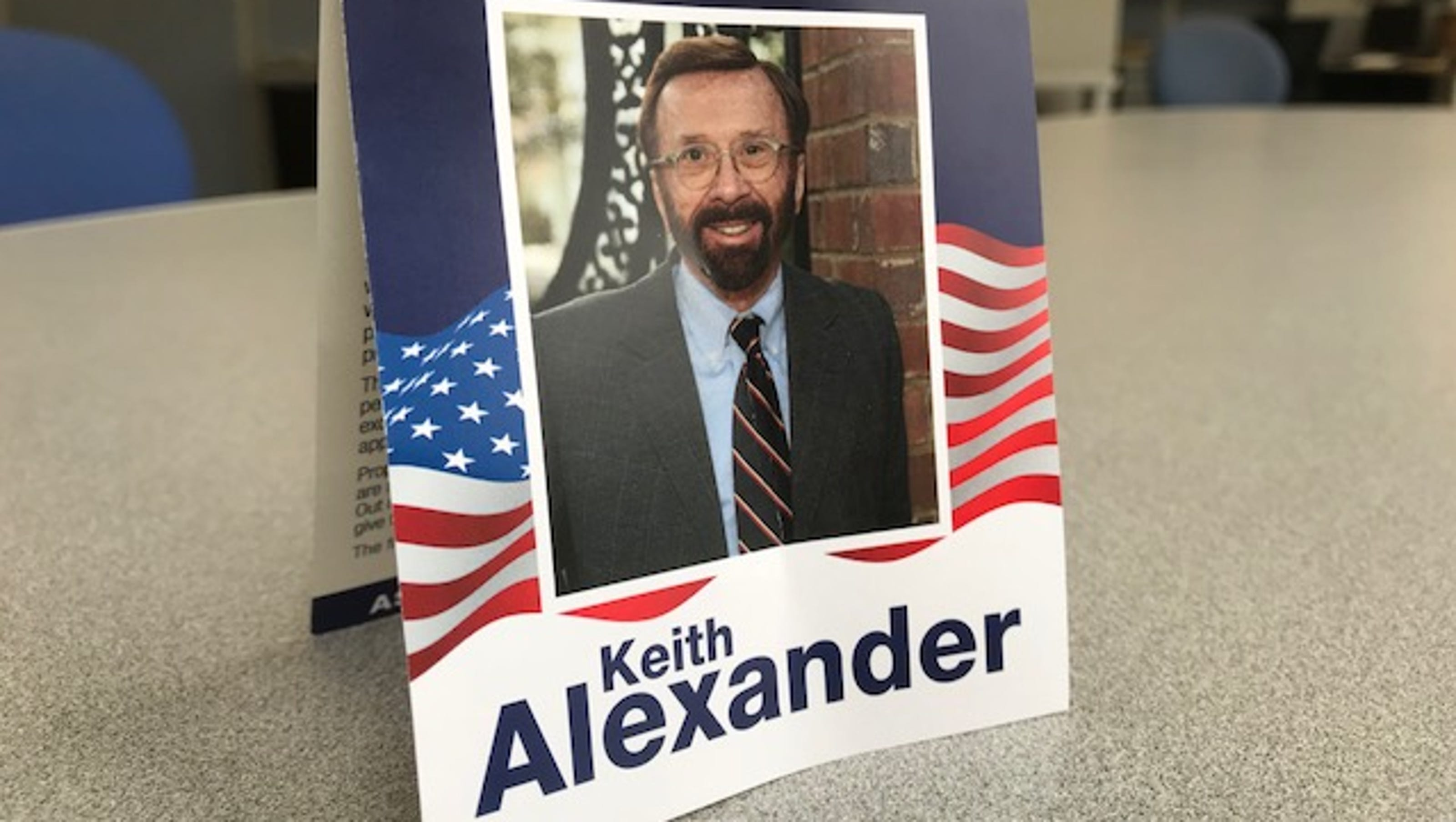 Former Radio Host With White Nationalist Ties Running For Shelby