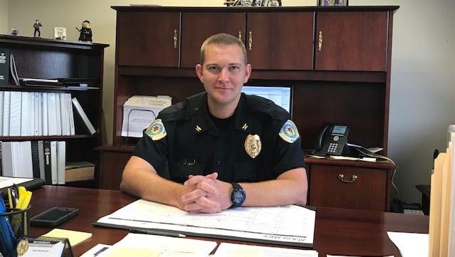 HPD Chief Heath Cox