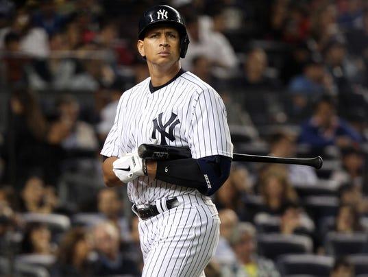 USP MLB: SAN FRANCISCO GIANTS AT NEW YORK YANKEES S BBA USA NY