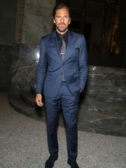 Rangers goalie Henrik Lundqvist is highly regarded for his attention to fashion.