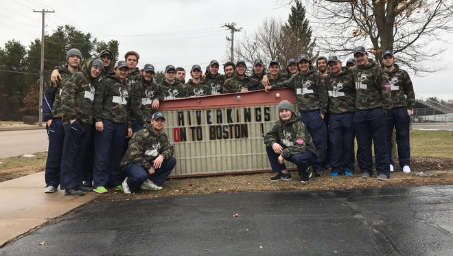 The Wisconsin Rapids Riverkings have earned their first berth to the U.S. Premier Hockey League Elite Division National Championship.