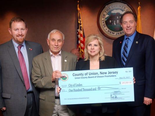 Municipal Aid Grant Linden