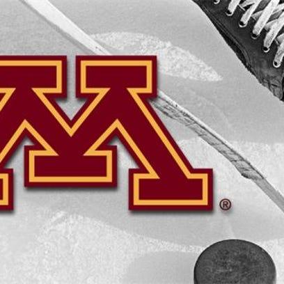 Gopher Hockey - stock image