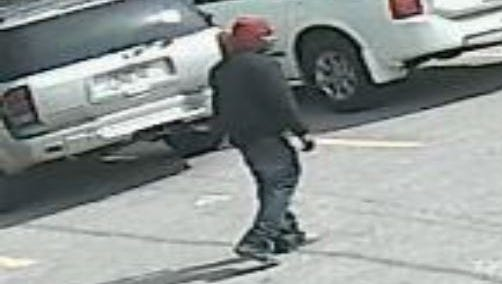 Police are asking for the public's help identifying this man, believed to be a shooting victim on May 17.