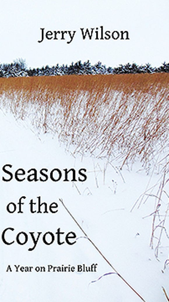 South Dakota author Jerry Wilson will sign copies of