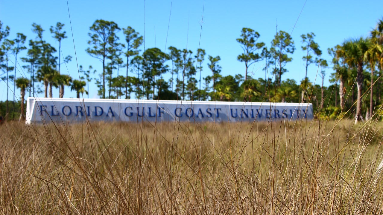 In the early days of Florida Gulf Coast University, not everyone could get the name of the school right.