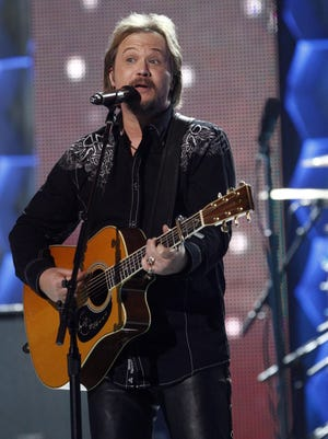 Travis Tritt is scheduled to perform at the Liberty Block Party.
