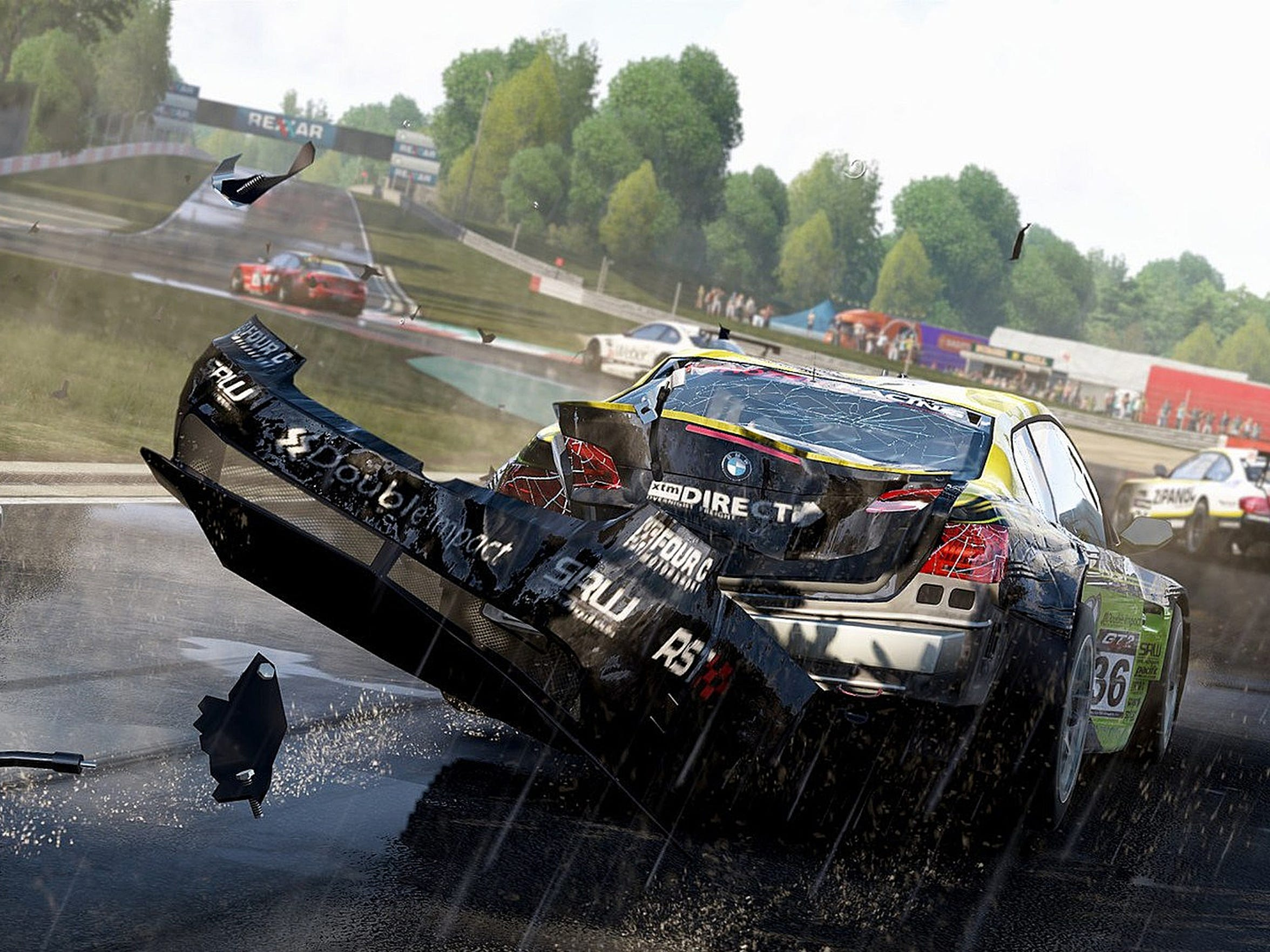 """Project Cars"" features sim-style racing that goes"