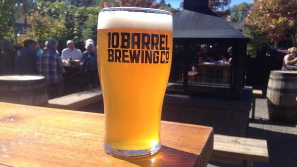 10 Barrel Brewing Co. in Oregon was bought out by Anheuser Busch.