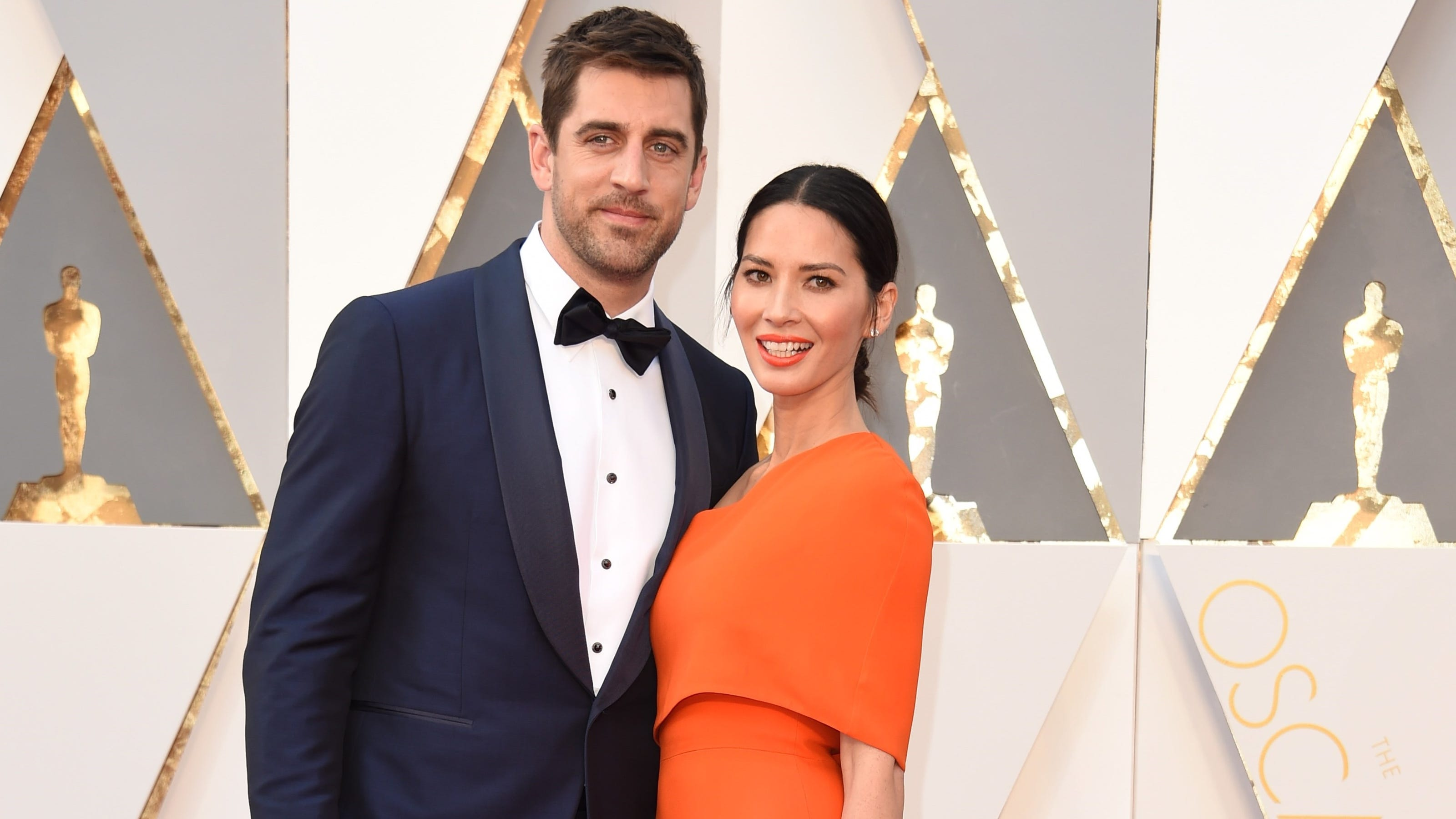 Olivia Munn Opened Up About Aaron Rodgers Family