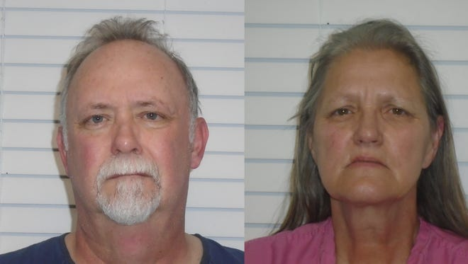 Robert and Brenda Brown, of Spokane, were recently indicted on several felonies.