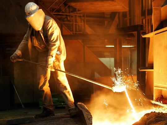 Germany Europe Trump Steel and Aluminum