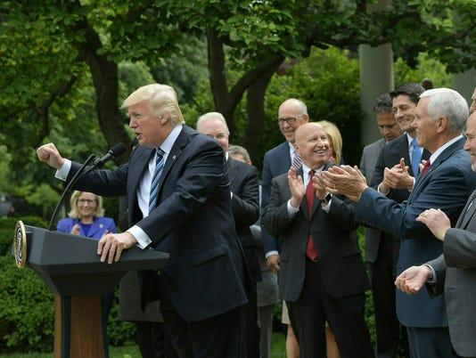 US-POLITICS-HEALTH-TRUMP