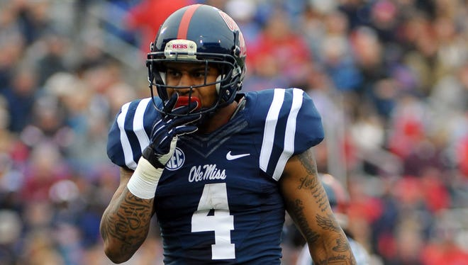 Ole Miss linebacker Denzel Nkemdiche is questionable for Saturday's game against LSU.