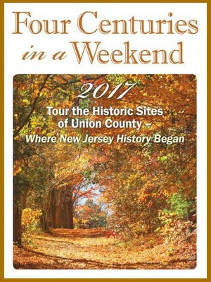 "History fans of all ages are invited to enjoy Union County's annual civic heritage event, ""Four Centuries in a Weekend: A Journey through Union County's History"" on Saturday, October 21 from 10:00 a.m. to 5:00 p.m. and Sunday, October 22 from noon to 5:00 p.m."